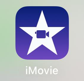 iMovieアイコン